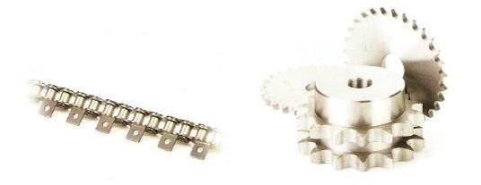 Řetězy od TOBA Plus Vizovice