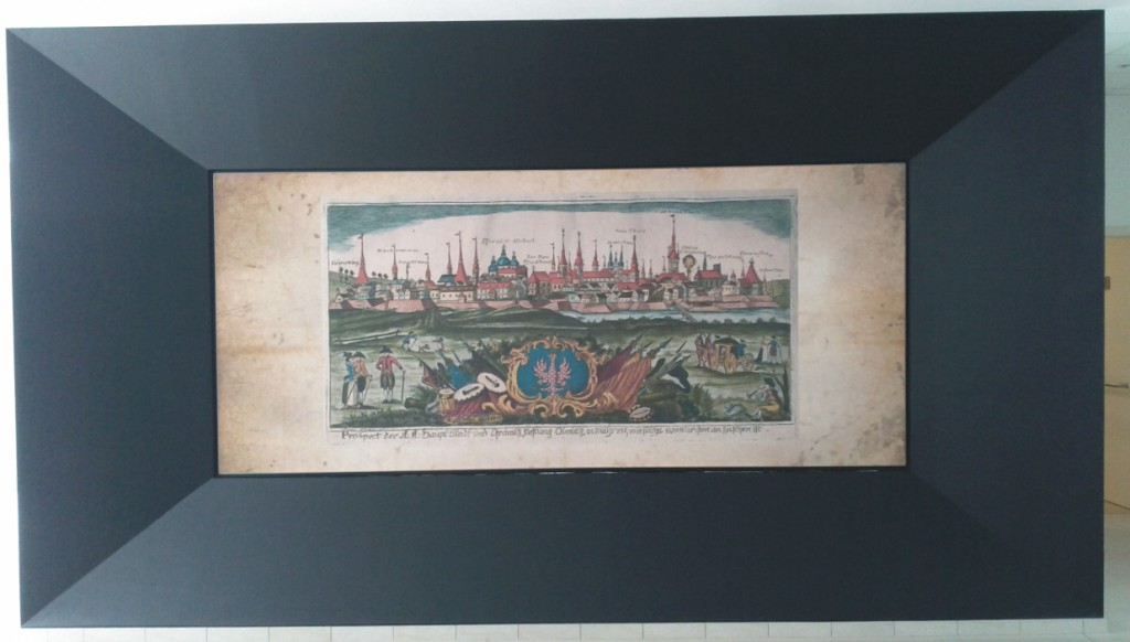 Tisk tapet do interiérů Olomouc