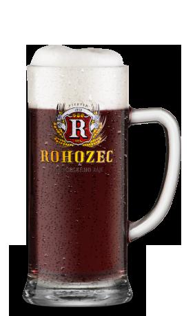 Pivo tmavé Rohozec X
