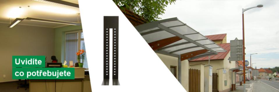 efektivní osvětlování pro skladové prostory