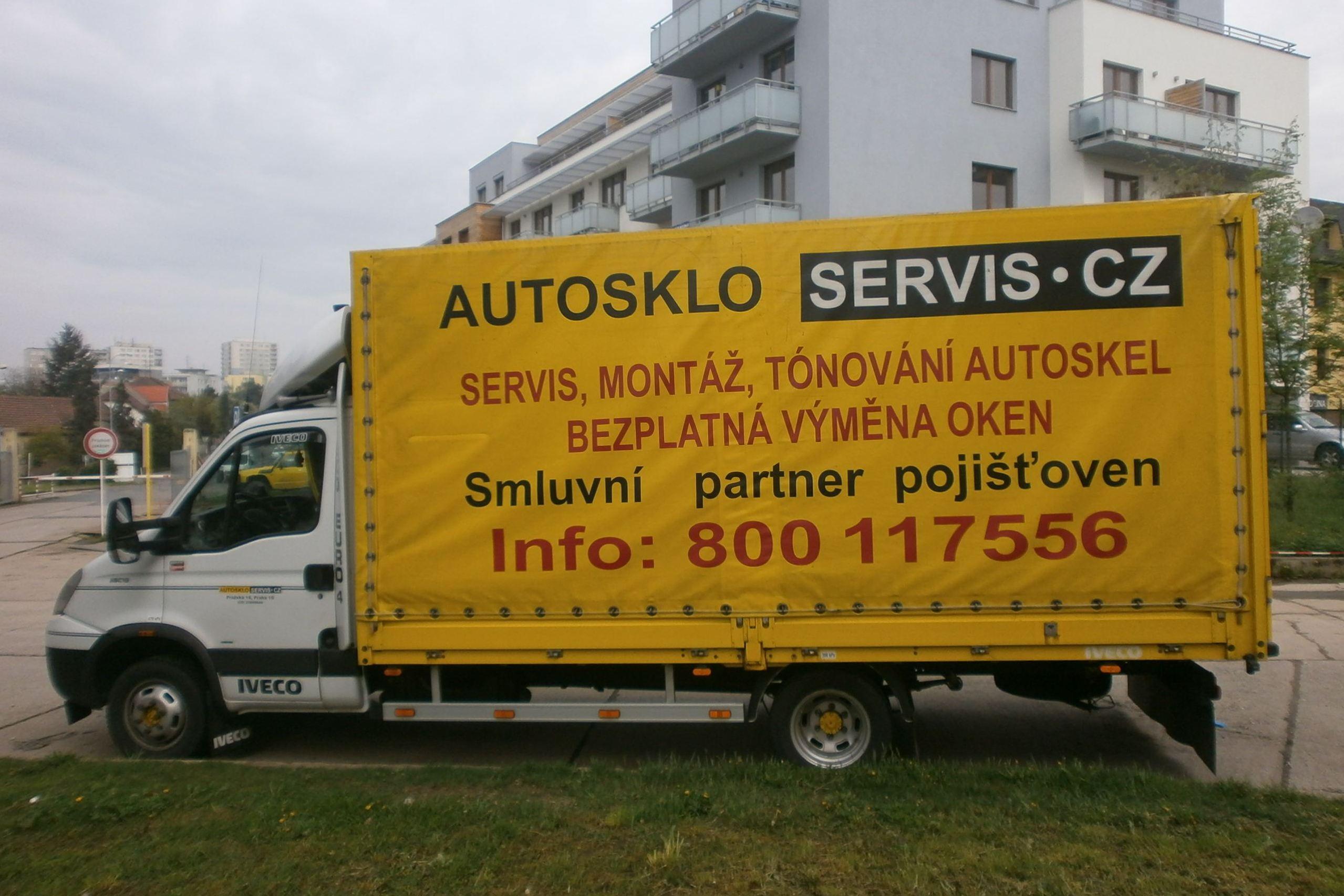 AUTOSKLO SERVIS CZ, s.r.o. Praha 10