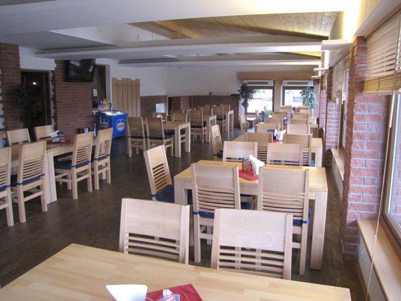 pronájem prostor restaurace Holešov