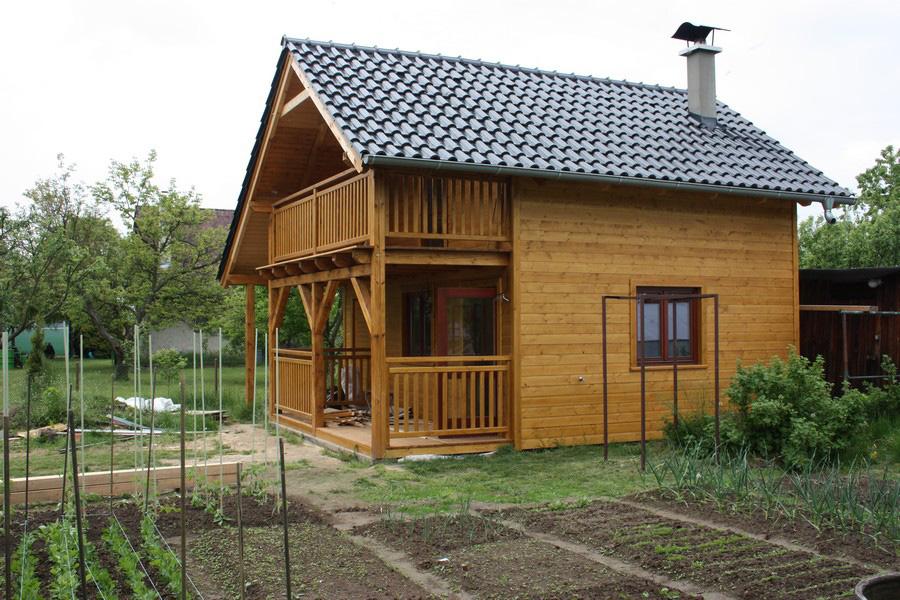 Výroba drevených káblových bubnov, záhradných domčekov, nábytku z masívu Přerov