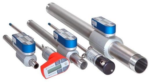 Měření průtoků plynů