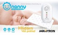 Monitory dechu - speciální elektronické chůvy