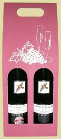 Dárkové balení vín, víno jako dárek, vinařství Strachotín