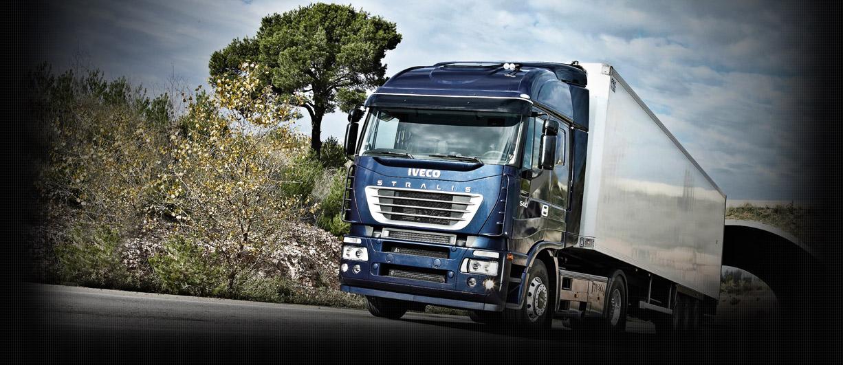 Prodej náhradních dílů na nákladní automobily a autobusy Vysočina