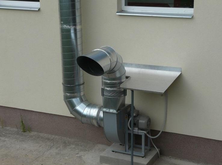 Projektování vzduchotechniky Domažlice