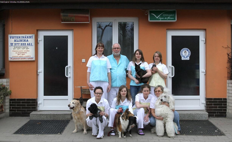 Veterinární klinika zajistí vyšetření i sanitku - Plzeň