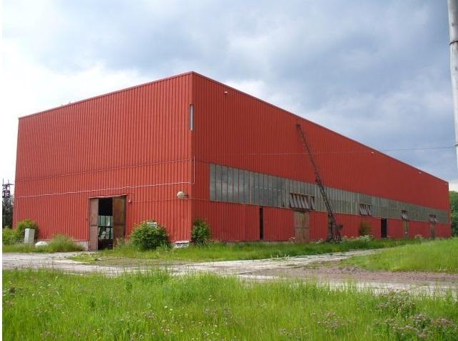 Montované haly jako vhodné místo pro výrobu - Tábor