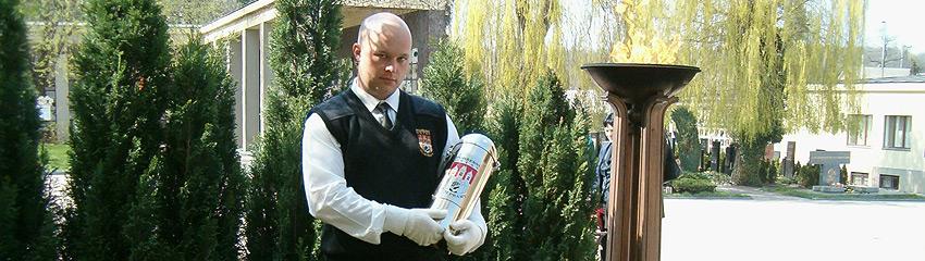 Nadstandardní pohřební služby Praha