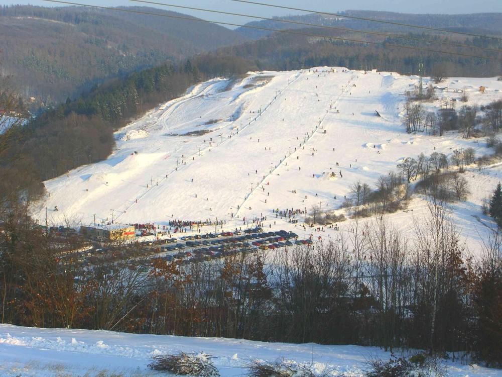 Snowboardingové kurzy Hlubočky