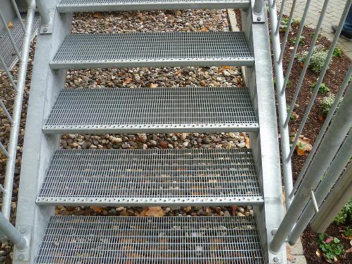 ocelové schodiště Znojmo