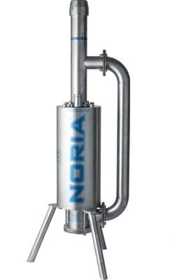 Ponorné celonerezové čerpadlo pro čerpací jímky a tlakové kanalizace