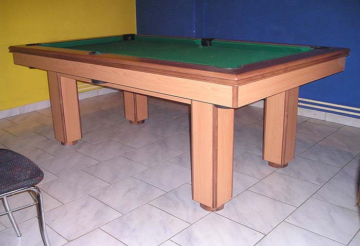 Výroba  moderních designových kulečníkových stolů a příslušenství pro kulečníky
