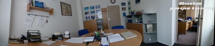 Kancelářský komplex - pronájem volné kanceláře, kancelářských prostor