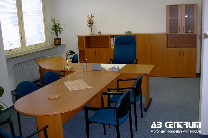 Prestižní kancelářské prostory, pronájem moderních kanceláří