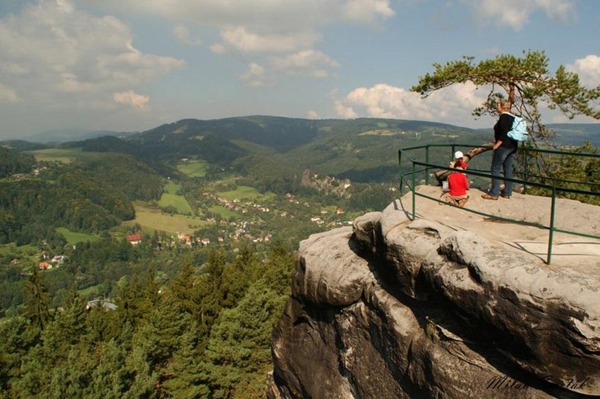 Stravte letní dovolenou na českých horách, budete mile překvapeni.