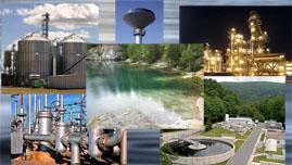 Elektronické systémy pro měření výšky hladiny - Zlín