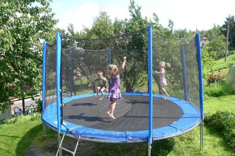 letní dovolená s dětmi