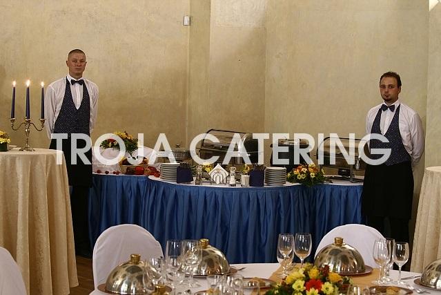 Troja catering