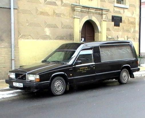 Kremační a pohřební služby Nový Bor