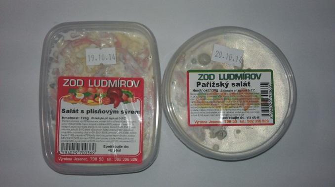Saláty vhodné jako svačina