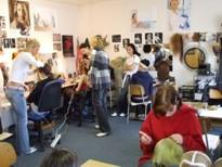 Filmová a divadelní Maskérská škola - pod vedením Petra Fadrhonse
