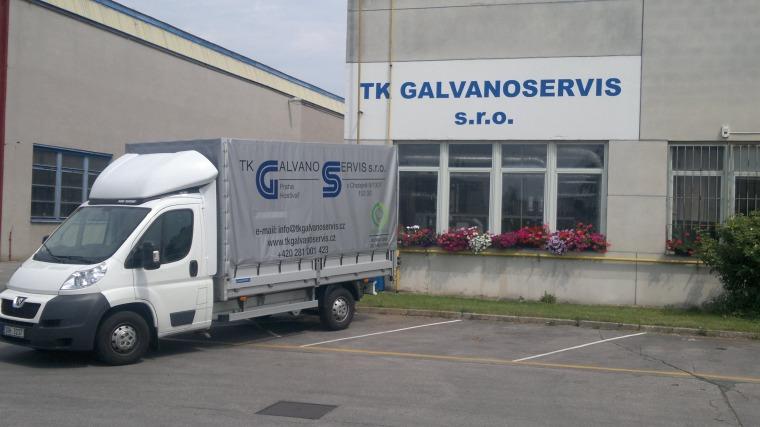 Rámy pro galvanické zinkování Praha - individuální přístup