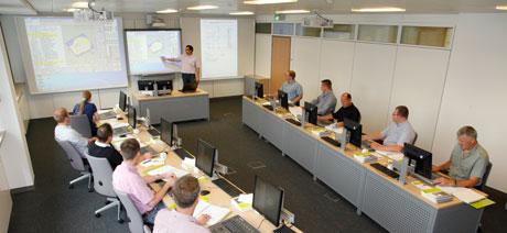 Technické školení obsluhy pro začátečníky