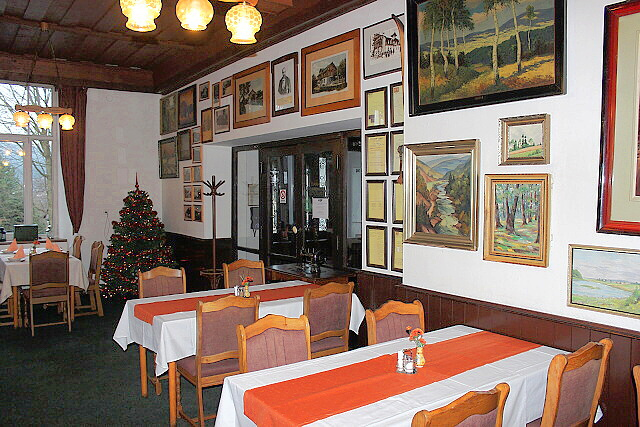prostory hotelu Harrachov