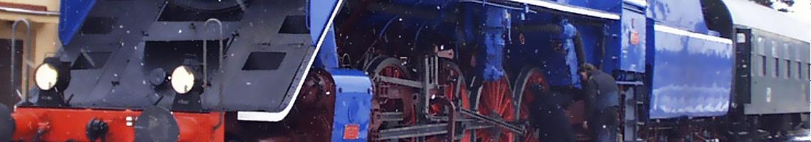 Modernizace, opravy a rekonstrukce železničních vlaků a lokomotiv Praha 5
