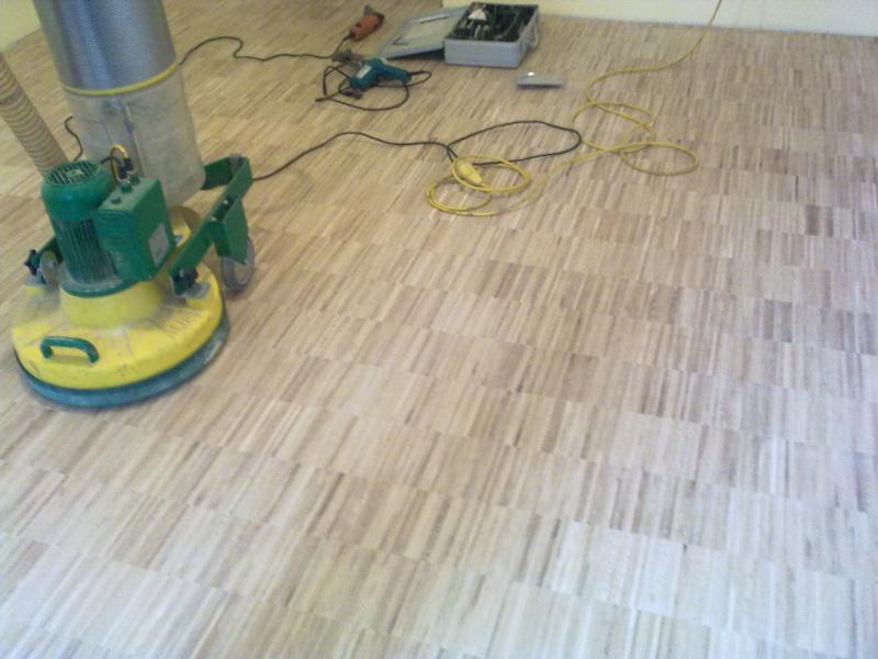 Renovace dřevěných podlah Kroměříž