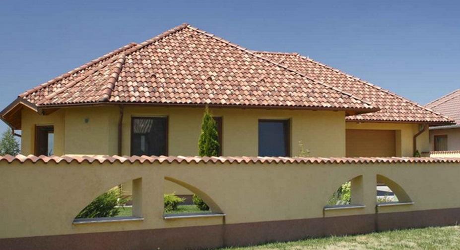 Betonová střešní krytina dlouho vydrží a skvěle vypadá, prodej, dodávka