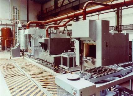 Dodavatel elektrotepelných zařízení Praha - vhodné do oblasti sklářství či strojírenství