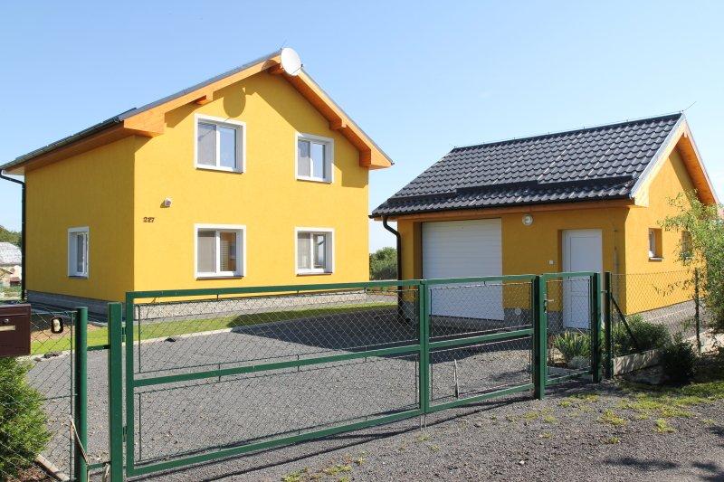 Novostavby, rekonstrukce rodinných domů, stavební firma Opava