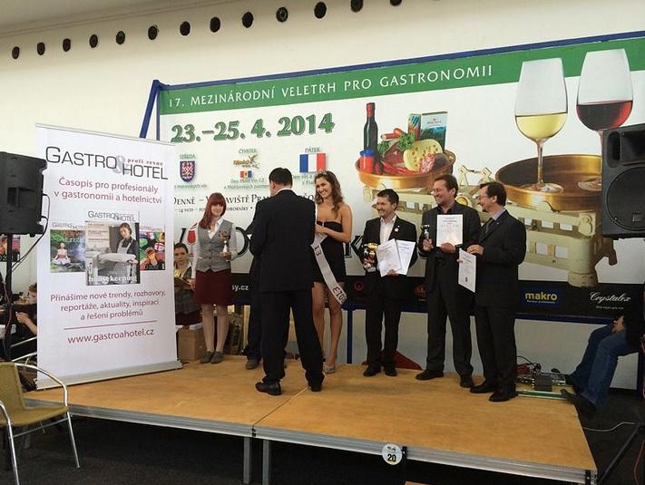 17. mezinárodní veletrh pro gastronomii