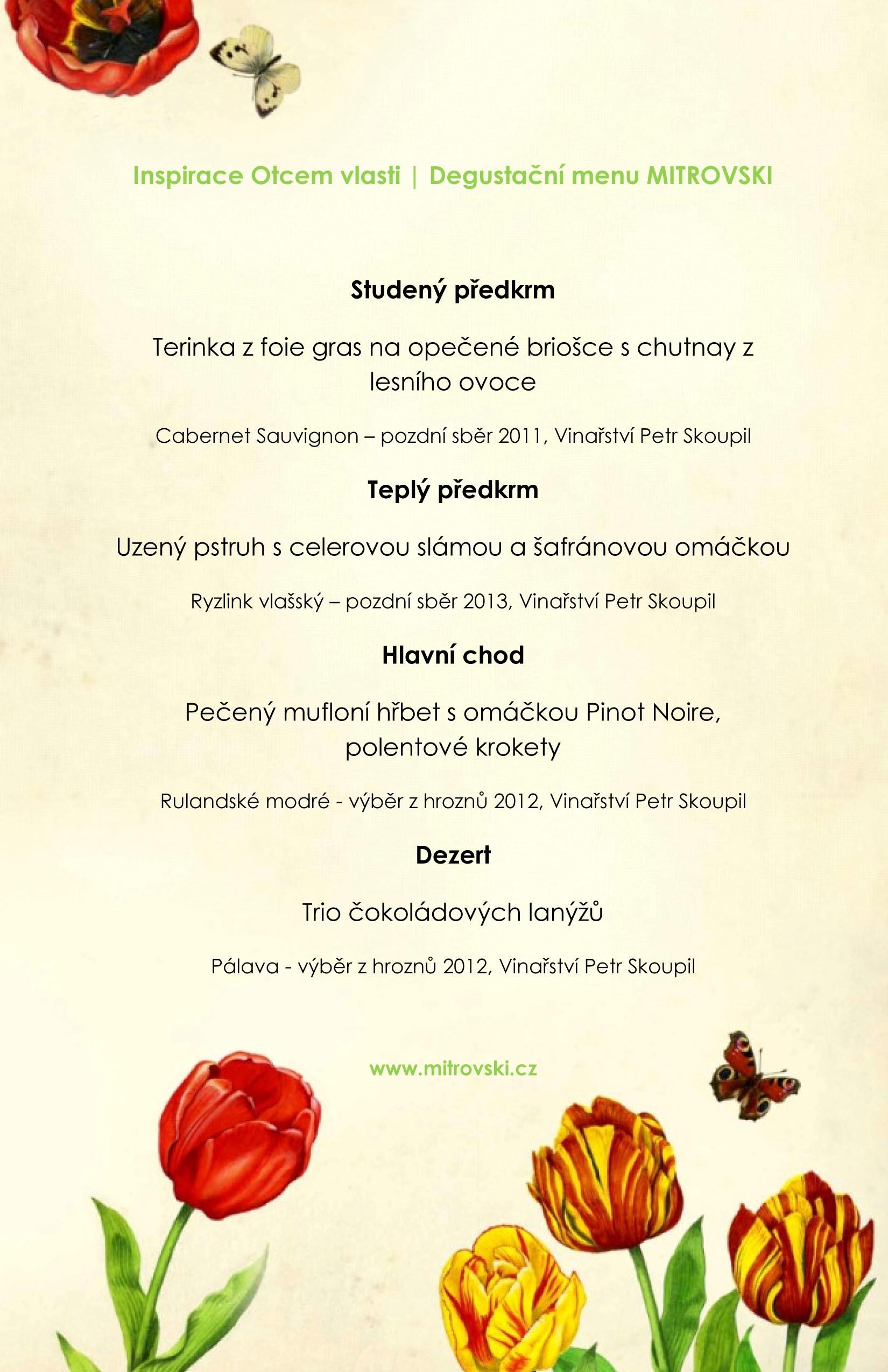 Korunovační klenoty spojené s nevšední gastronomií - Brno