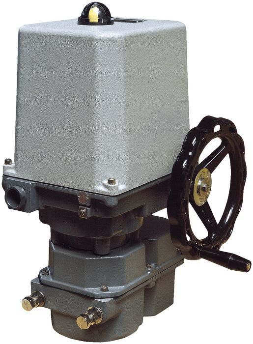 Servomotor pro kulové kohouty