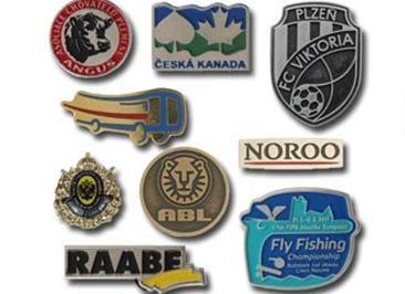 Zakázková výroba odznaků Valašské Meziříčí