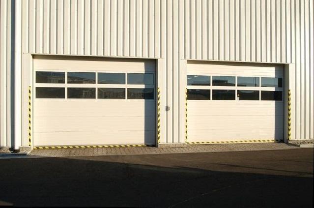 Průmyslová vrata Hanoka - řešení pro každý provoz.