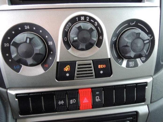 Auta mají špičkové vybavení