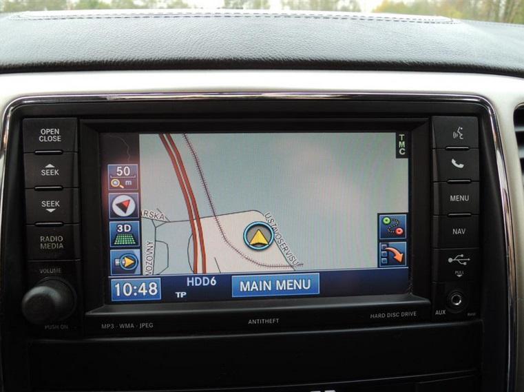 Můžete si vybrat vůz s navigací