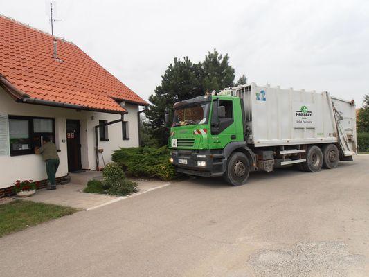 Kontejnerová doprava, pronájem kontejnerů Velké Pavlovice