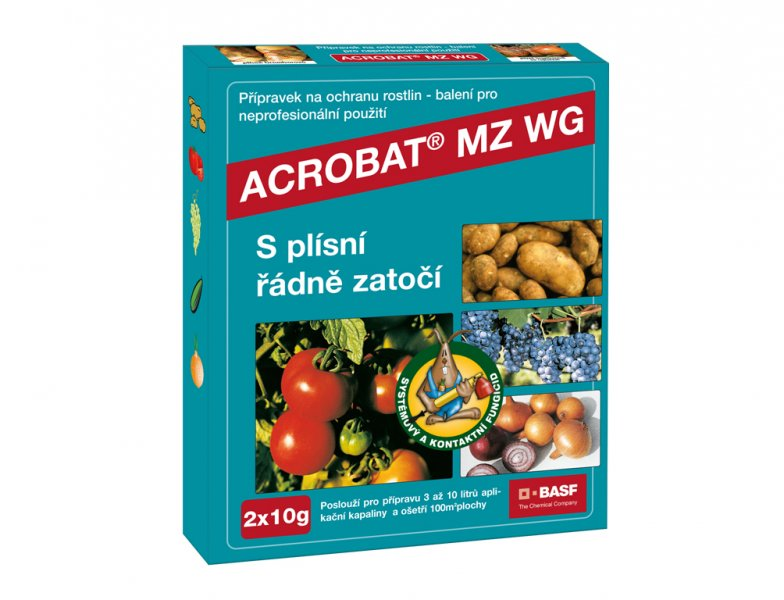 Výroba a prodej přípravků na ochranu rostlin Terezín - produkty pro zahrádkáře