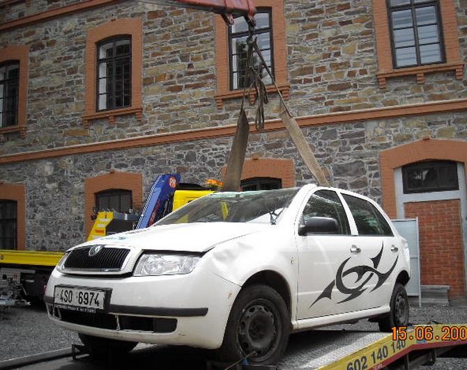 Odtahová služba i asistence při nehodách, ať jste kdekoli - Příbram