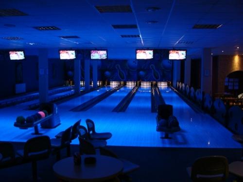 Bowlingové centrum Praha západ