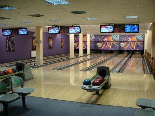 Bowling - zábava pro všechy Vestec u Prahy