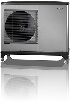 Tepelná čerpadla NIBE, IVT - prodej, servis, úsporné vytápění pro domy, haly i školy