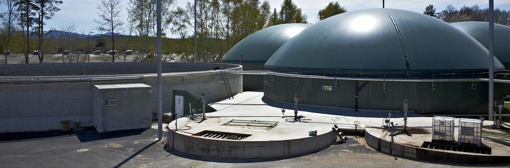 Biotechnológia - bioplynové stanice, elektrárne Zlínsky kraj, Kroměříž